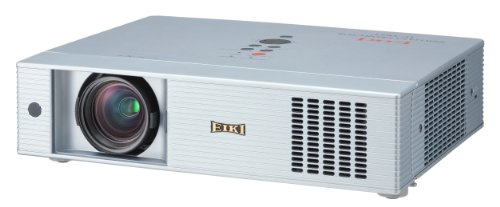 EIKI LC-XB43 XGA – 3LCD – 4500 Lumens Brilliant Series Projector, 4,500 ANSI Lumens bright, with 85%