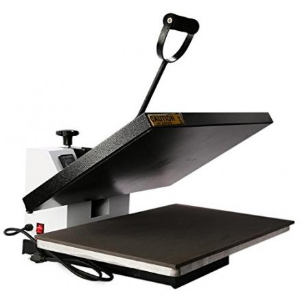 Generic Heat Transfer Press Sublimation Machine Digital Photo T-shirt Swing Away 16 X 24 Plate Size