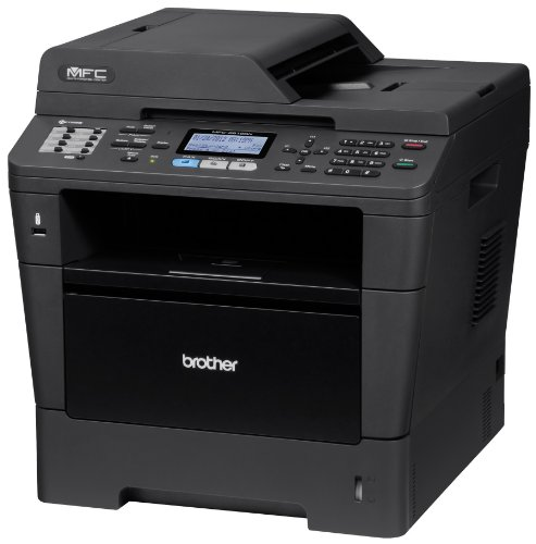 Brother MFC8510DN Monochrome Printer with Scanner, Copier and Fax