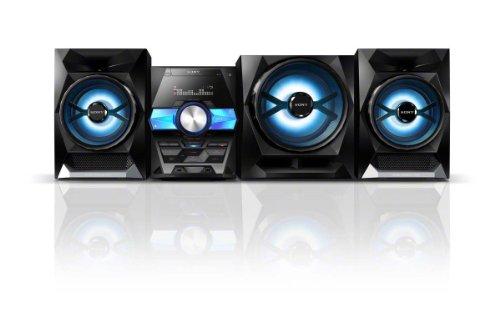 Sony 1800 Watt Audio Hi-fi Surround Sound Stereo Shelf System with Cd Player, Digital Am/fm Radio Re