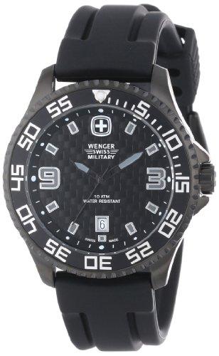 Wenger Swiss Military Men's 79355 Trekker Analog Watch
