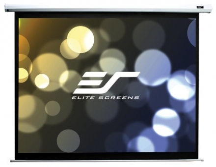 Elite Screens 90″Diagonal, Spectrum Series Electric Projection Screen