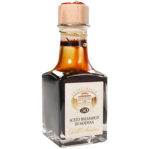 Balsamic Vinegar of Modena – Over 50 Years Old – 3 x 3.4 fl oz