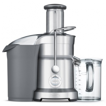 Breville BJE820XL Juice Fountain Duo Dual Disc Juicer