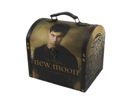 "NECA Twilight ""New Moon"" Vintage Carrying Case (Jacob)"