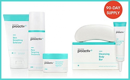 Proactiv+ Teen Kit 90-day Supply Proactiv+ Complete Acne Treatment System – # 1 Acne Treatment Syste