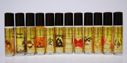 Perfume Oil Fundraiser or Business Startup Kit (Set of 90!)