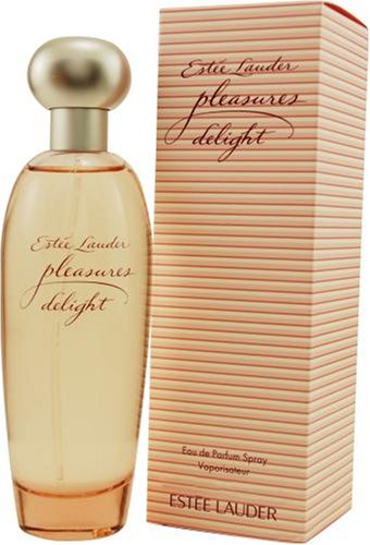 Pleasures Delight by Estee Lauder For Women. Eau De Parfum Spray 1.7-Ounces