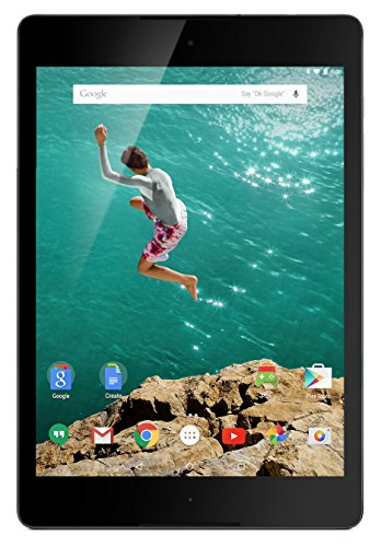 Google Nexus 9 Tablet (8.9-Inch, 32 GB, Black)
