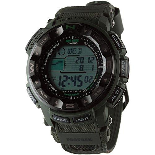Casio Protrek PRW2500B-3 Altimeter Watch
