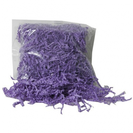JAM Paper® – Purple Shred Tissue Paper (krinkeleen) – 40 pound cartons