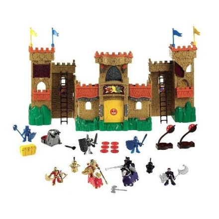 Fisher-Price Imaginext Eagle Talon Castle Bonus Pack