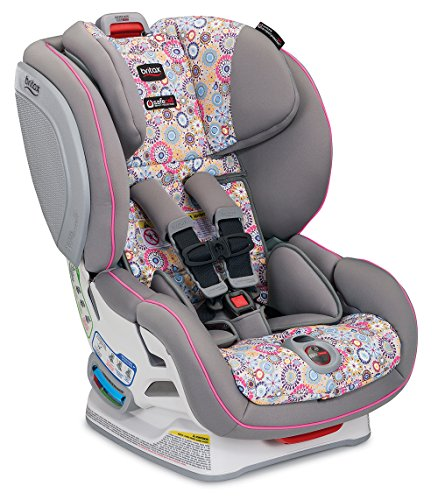 Britax Advocate ClickTight Convertible Car Seat, Limelight