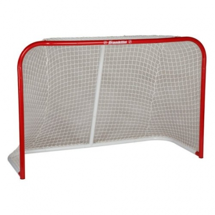 Franklin HX Pro 72 ft. Professional Steel Hockey Goal