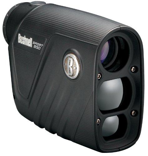 Bushnell Sport 850 4x 20mm 1-Button Operation Compact Laser Rangefinder