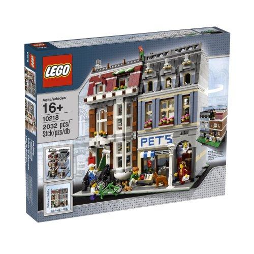 LEGO Creator Pet Shop 10218