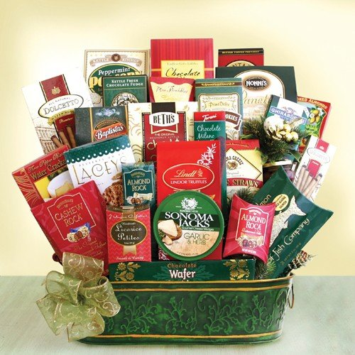 For All You Do Gourmet Gift Basket
