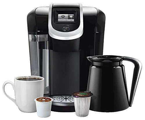 Keurig 2.0 K350 Brewing System – Black