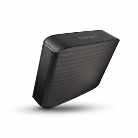 SAMSUNG D3 Station 4TB USB 3.0 3.5″ Desktop External Hard Drive STSHX-D401TDB (Black)