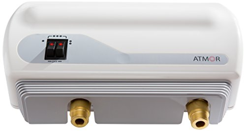 Atmor AT-900-03 Tankless Electric Instant Water Heater, 3kW/110V