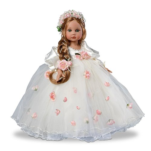 Linda Rick A 25th Anniversary Ashton-Drake Exclusive: Princess Rose Doll by Ashton Drake