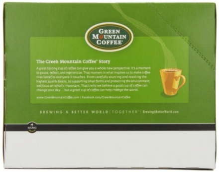 Green Mountain Coffee K-Cups, Breakfast Blend K-Cup Portion Pack for Keurig Brewers, 192 Count