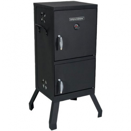 Brinkman 8105502W Vertical Charcoal Cooker