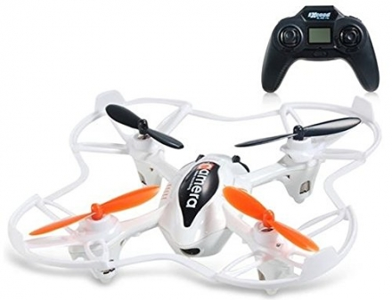 8963 2.4ghz Wireless Electric Controlled Camera Video Recording 4-axis Rc UFO Aircraft with 6-axis G