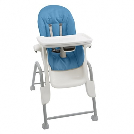 OXO Tot Seedling High Chair, Blue