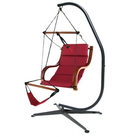 """Best Choice Products® New Steel """"C"""" Stand For Hammock Air Chairs Hanging Chair Hammock Stand"""