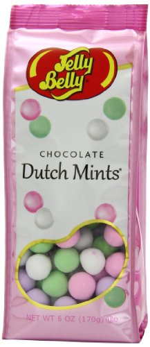 Jelly Belly Gift Bag, Chocolate Dutch Mints