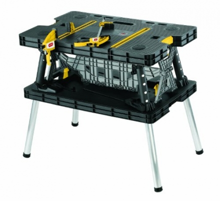Keter 17182239 Folding Work Table