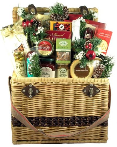 Christmas in Central Park, Deluxe Holiday Gift Basket