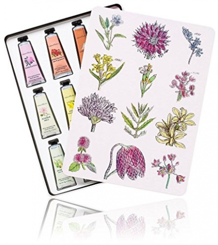 Crabtree & Evelyn Hand Therapy Paint Tin-0.9 oz each