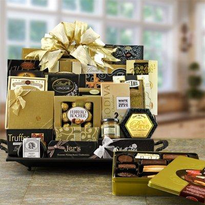 Epicurean Delights Premium Gift Basket