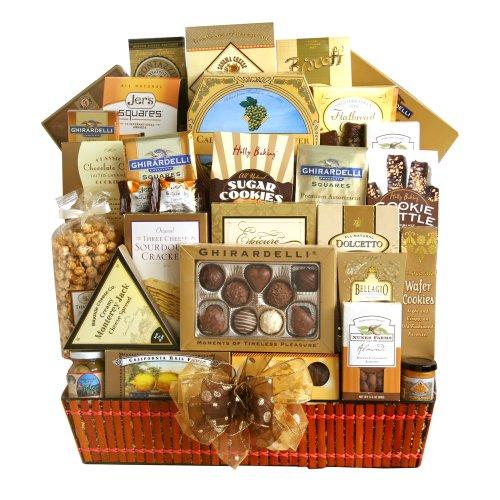 California Delicious Sumptuous Gourmet Gift Basket