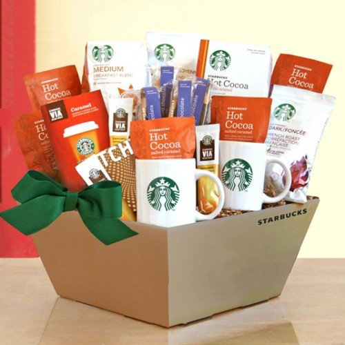Starbucks for Two Ultimate Coffee Gift Set