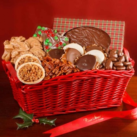 Southern Holiday Sweets Basket