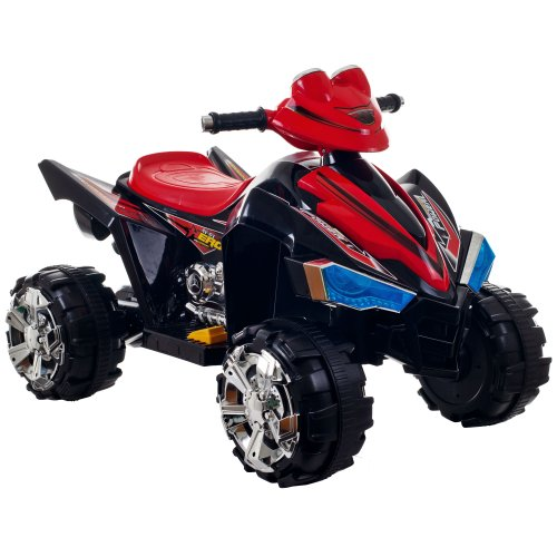 Lil' Rider Pro Circuit Hero 4 Wheeler Ride-On with Sound Effects