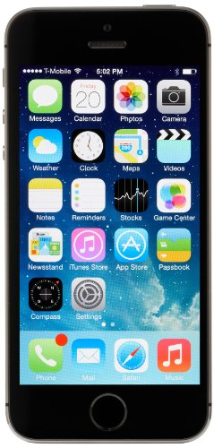 Apple iPhone 5s 32GB (Space Gray) – Unlocked