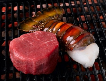 Steak and Lobster Combo