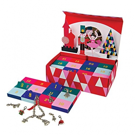 Meri Meri Advent Calendar Nutcracker