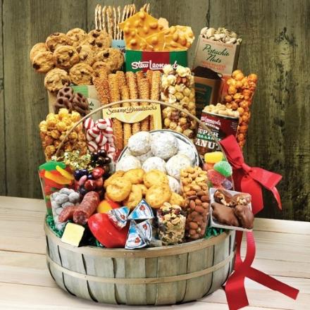Stew Leonard's – Holy Cow! Gift Basket