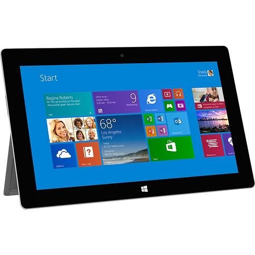 Microsoft Surface 2 10.6-InchTablet with Windows RT 8.1, Black