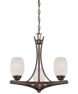 Minka Lavery 9842-298 1-Light Aged Kinston Bronze Wall Lanterns