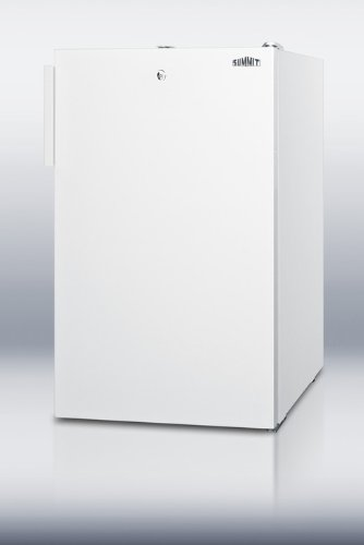 2.8 Cu.Ft. Upright Freezer Finish: White