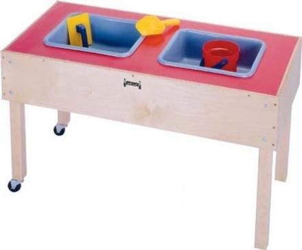 Jonti-Craft 0485JC, 2 Tub Sensory Table