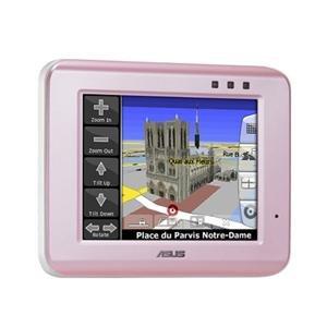 Asus R300 3.5-Inch Portable GPS Navigator