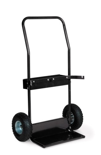 Hobart 770270 Oxy/Acet Cart Bottle, Black