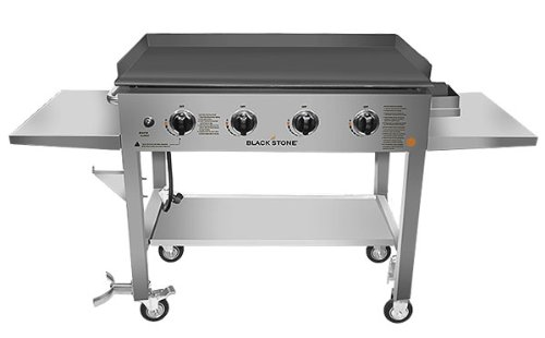Blackstone 1560 Stainless Steel Griddle Cooking Station, 36-Inch